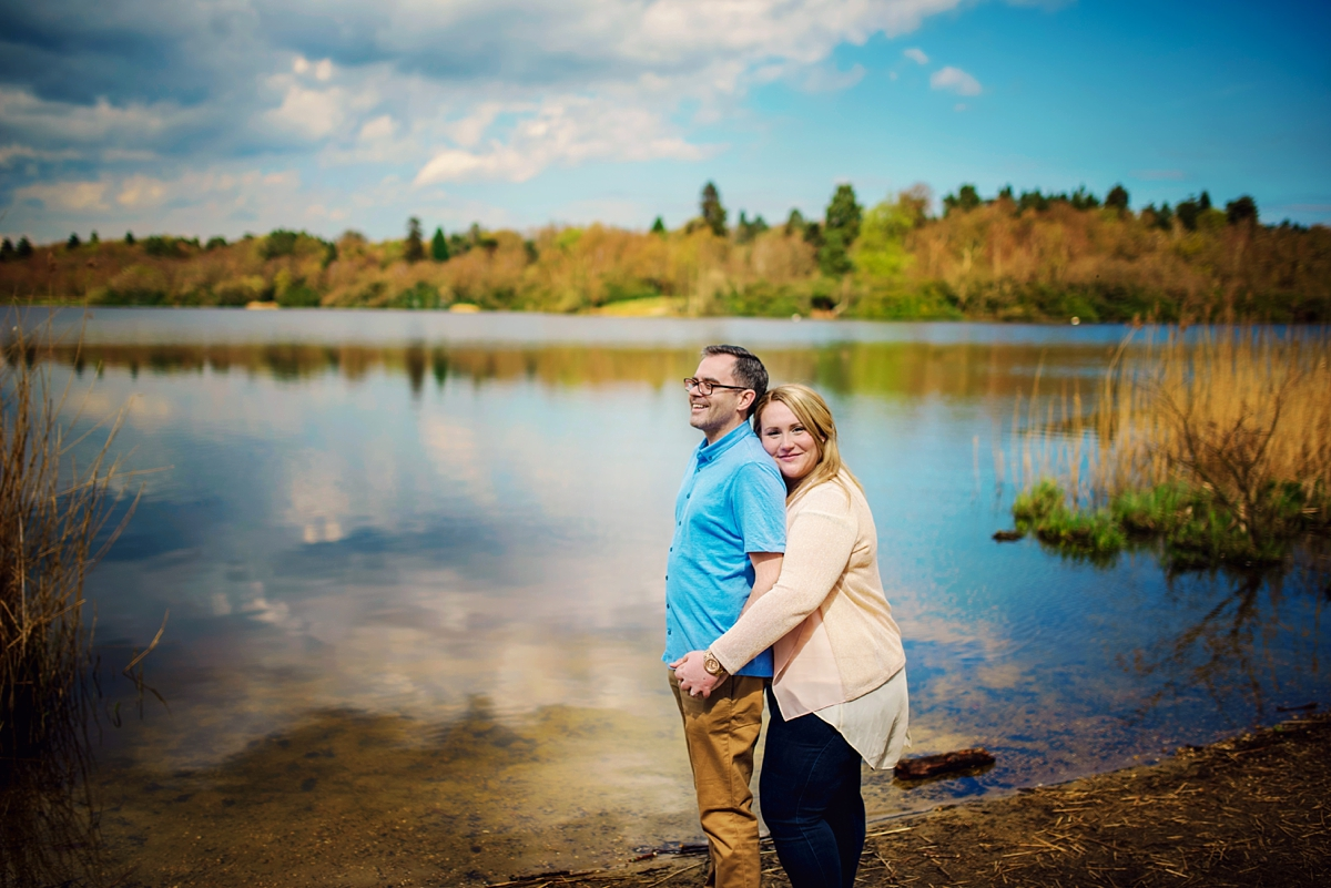 Virginia Water Wedding Photographer - Engagement Session - Photography by Vicki12