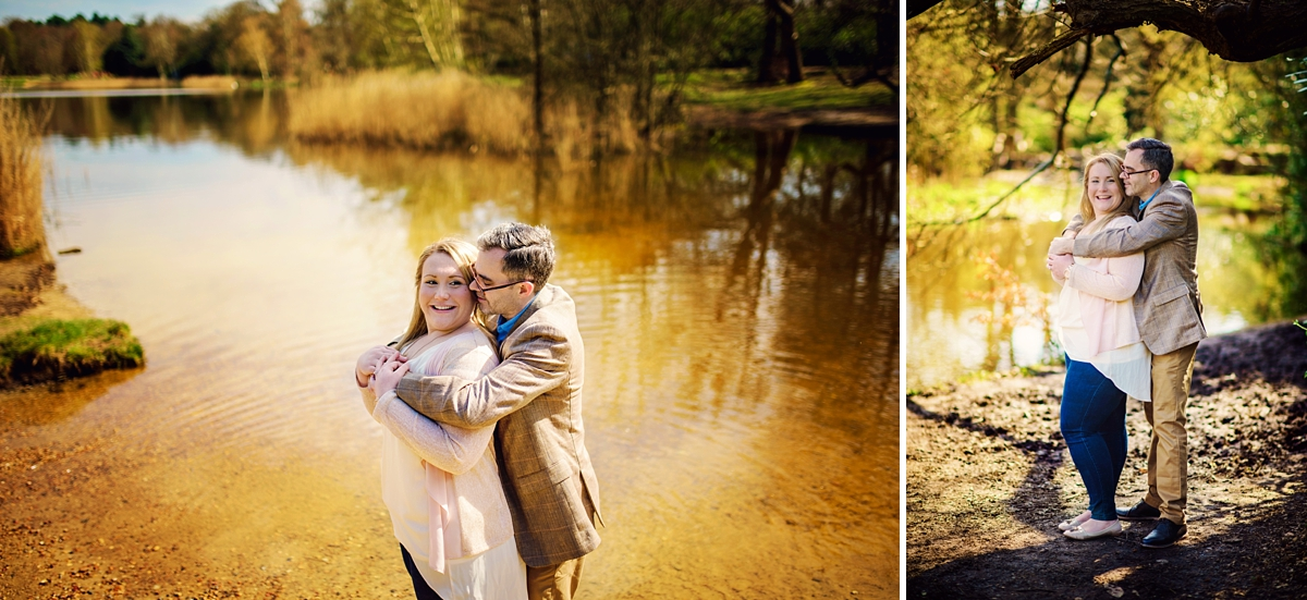 Viriginia Water Wedding Photographer - Engagement Session - Photography by Vicki3