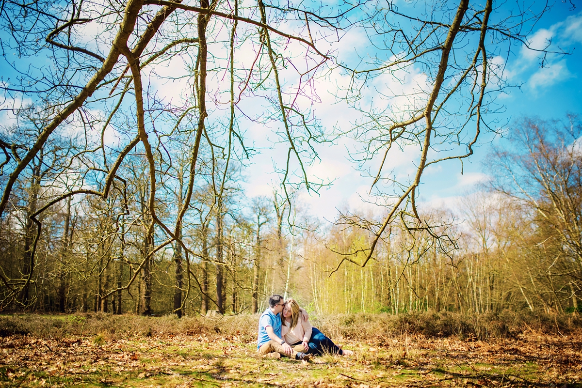 Virginia Water Wedding Photographer - Engagement Session - Photography by Vicki9
