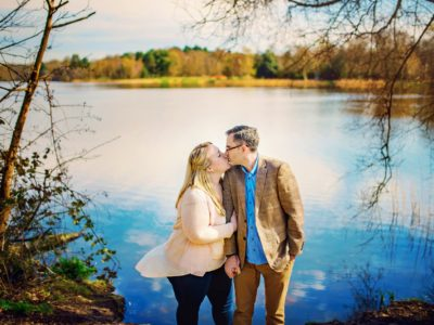 Paul + Zoe | Engaged | Virginia Water Wedding Photographer