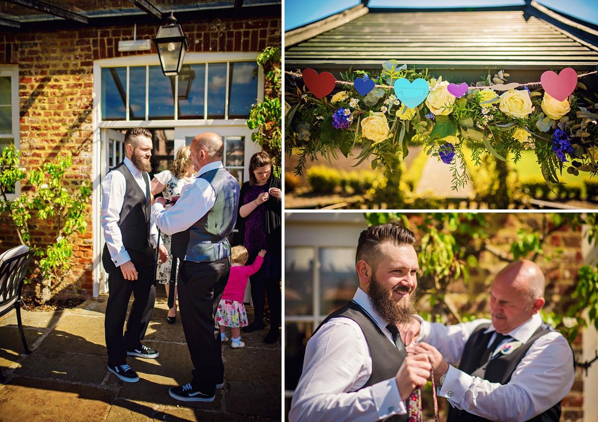 Glass House Secret Garden Wedding Photographer - Kent Wedding Photographer - Photography by Vicki_0002