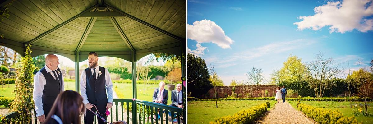 Glass House The Secret Garden Wedding Photographer - Kent Wedding Photographer - Photography by Vicki_0004