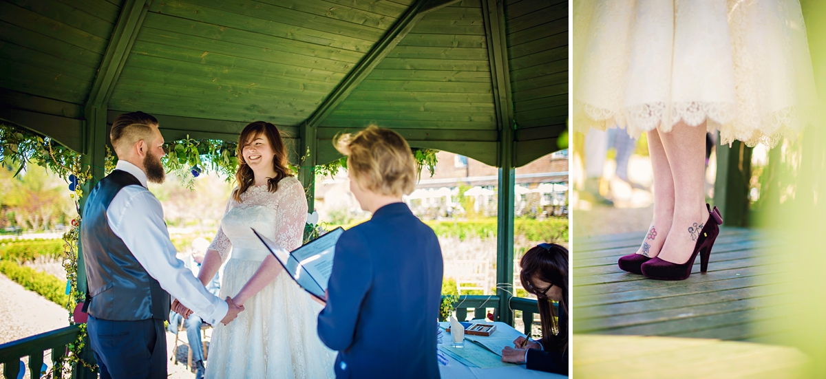 Glass House The Secret Garden Wedding Photographer - Kent Wedding Photographer - Photography by Vicki_0007