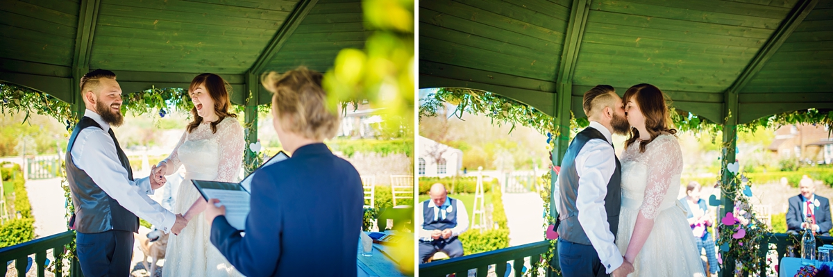 Glass House Secret Garden Wedding Photographer - Kent Wedding Photographer - Photography by Vicki_0008