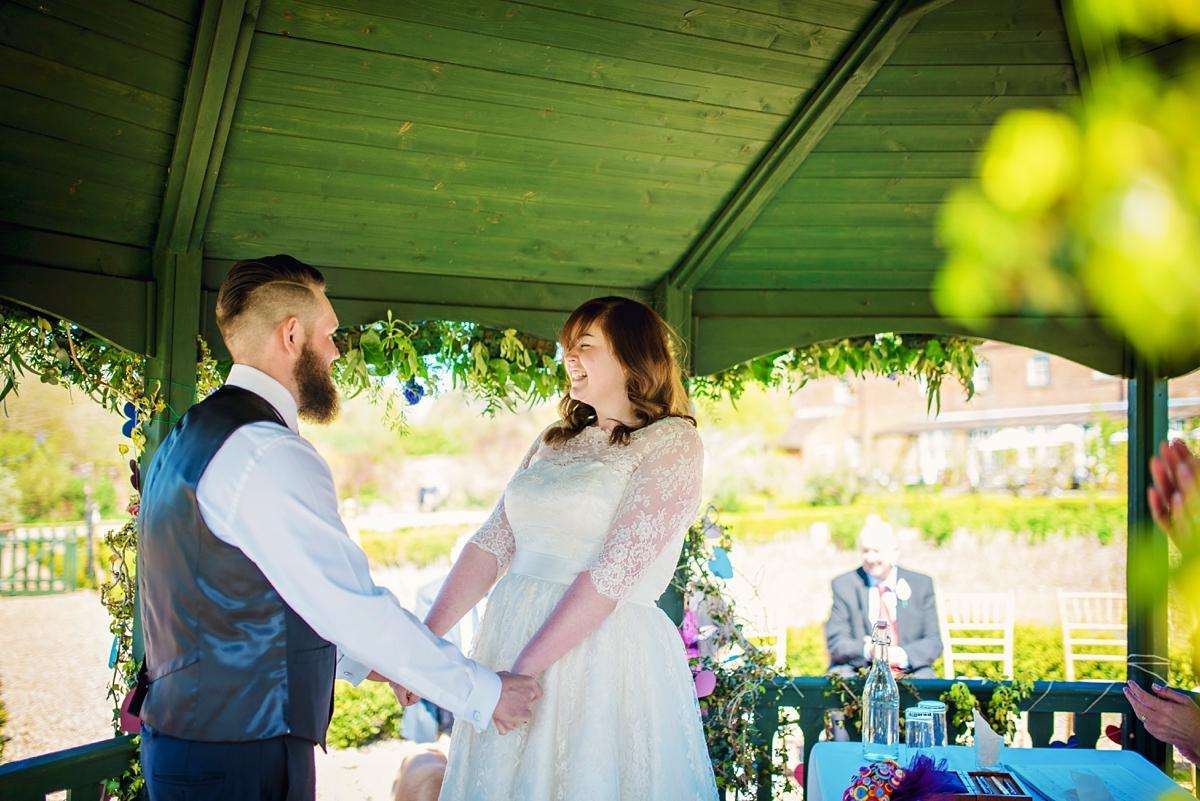 Glass House The Secret Garden Wedding Photographer - Kent Wedding Photographer - Photography by Vicki_0009