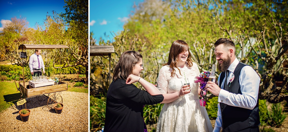 Glass House The Secret Garden Wedding Photographer - Kent Wedding Photographer - Photography by Vicki_0011