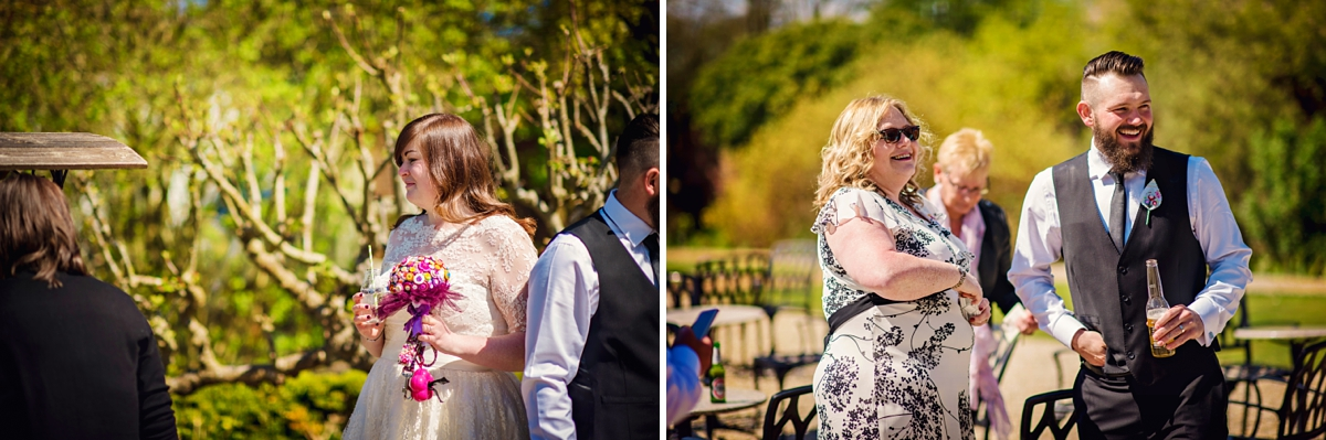 Glass House The Secret Garden Wedding Photographer - Kent Wedding Photographer - Photography by Vicki_0014