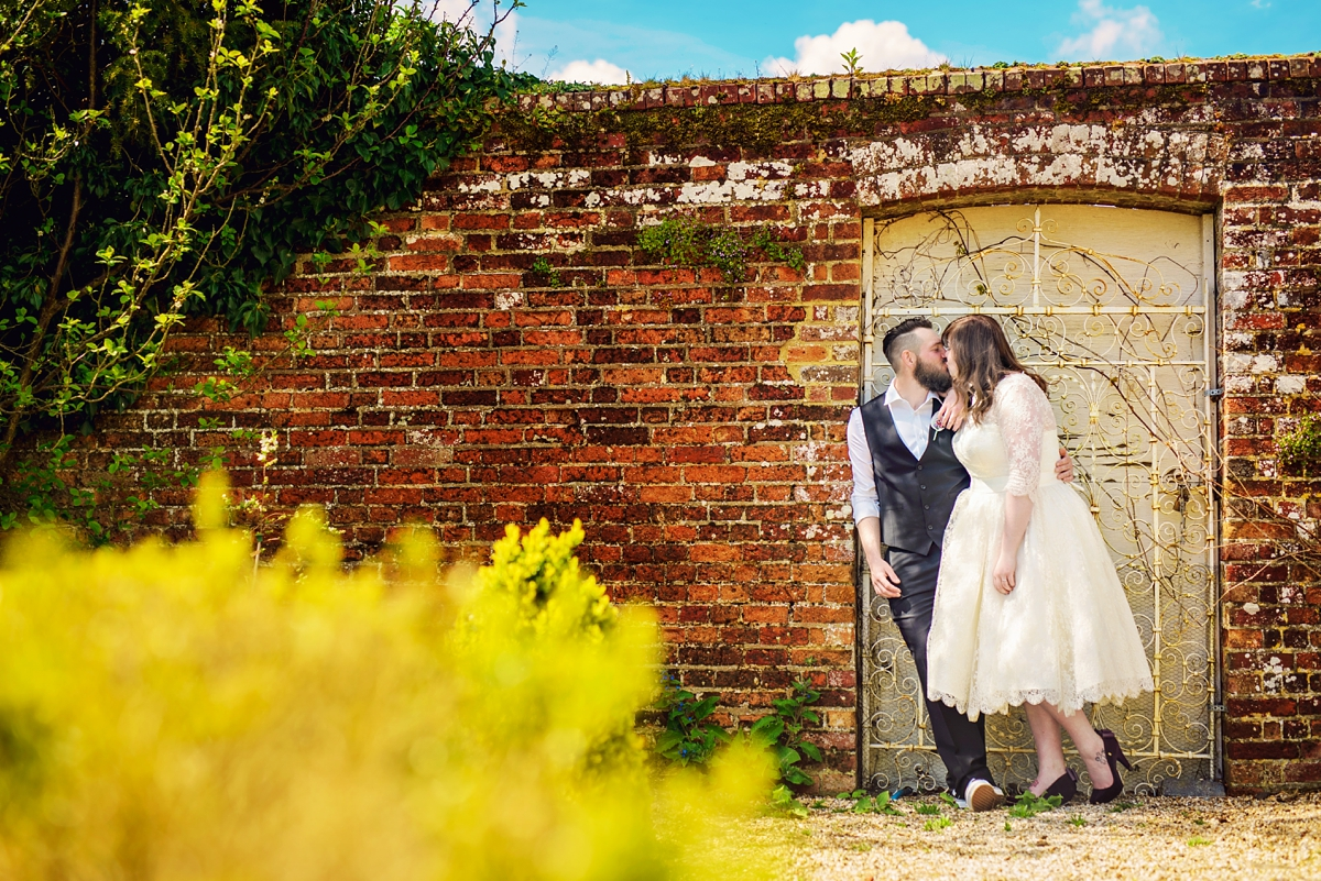 Glass House Secret Garden Wedding Photographer - Kent Wedding Photographer - Photography by Vicki_0027