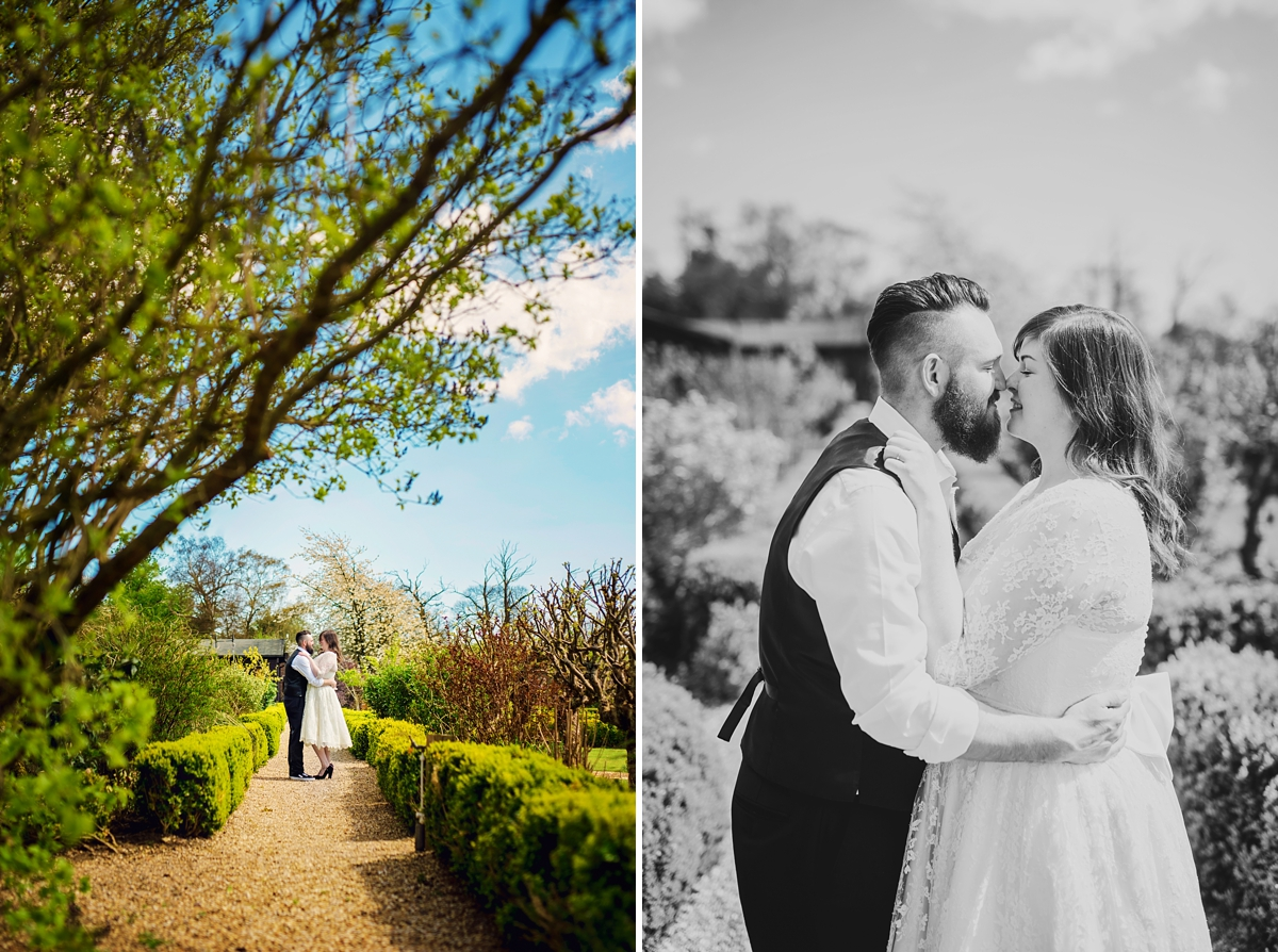 Glass House Secret Garden Wedding Photographer - Kent Wedding Photographer - Photography by Vicki_0028