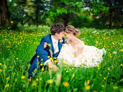 Colin + Kat | West Dean Wedding Photographer