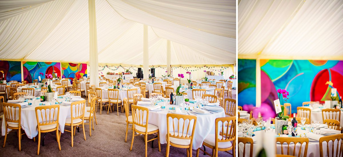 Oxfordshire Farm Wedding