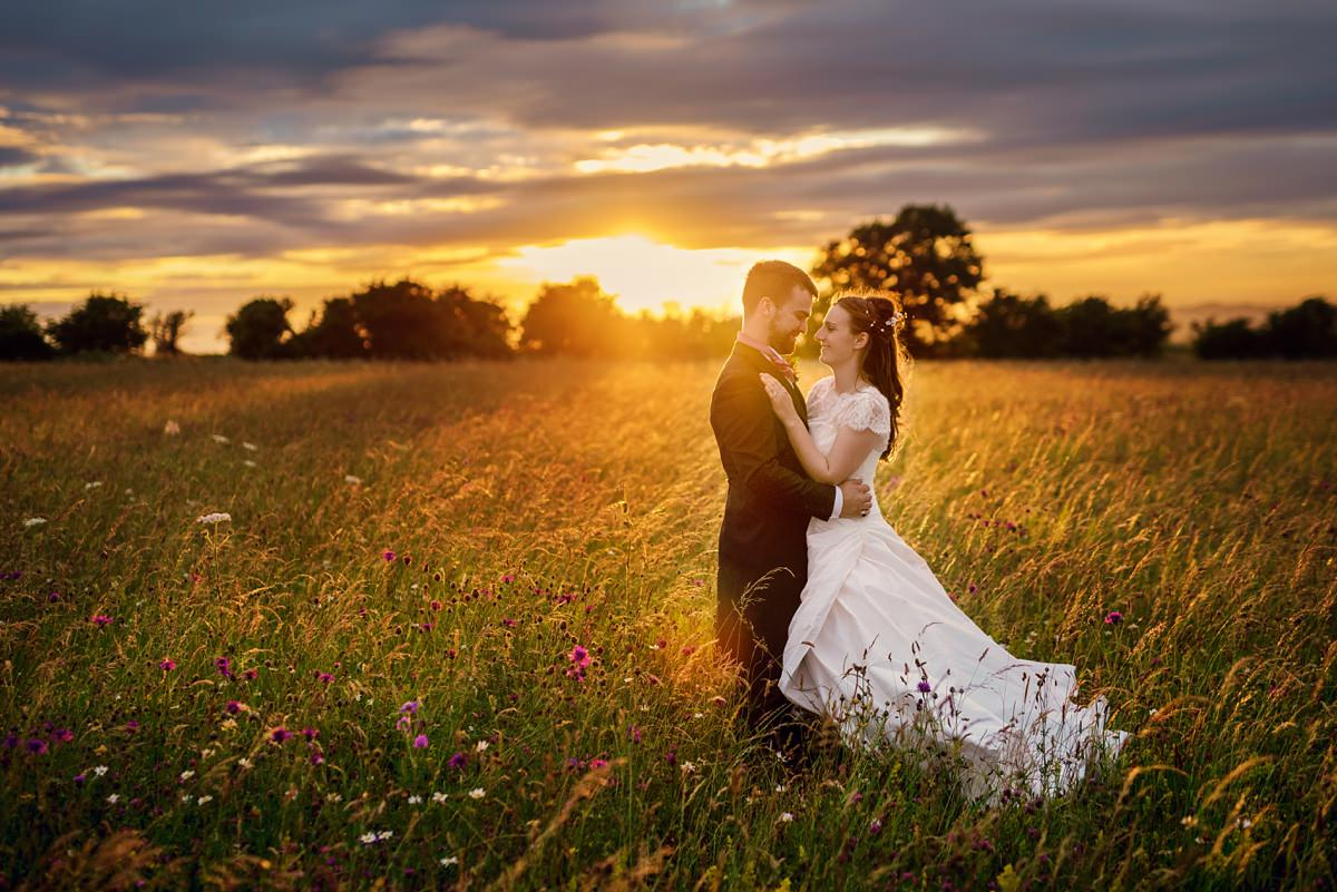 Oxfordshire Farm Wedding Photography by Vicki
