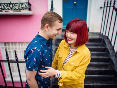 Dennis + Kaylie | Notting Hill Photographer