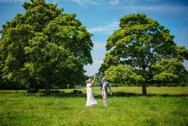 Petersham Nurseries Wedding Photographer