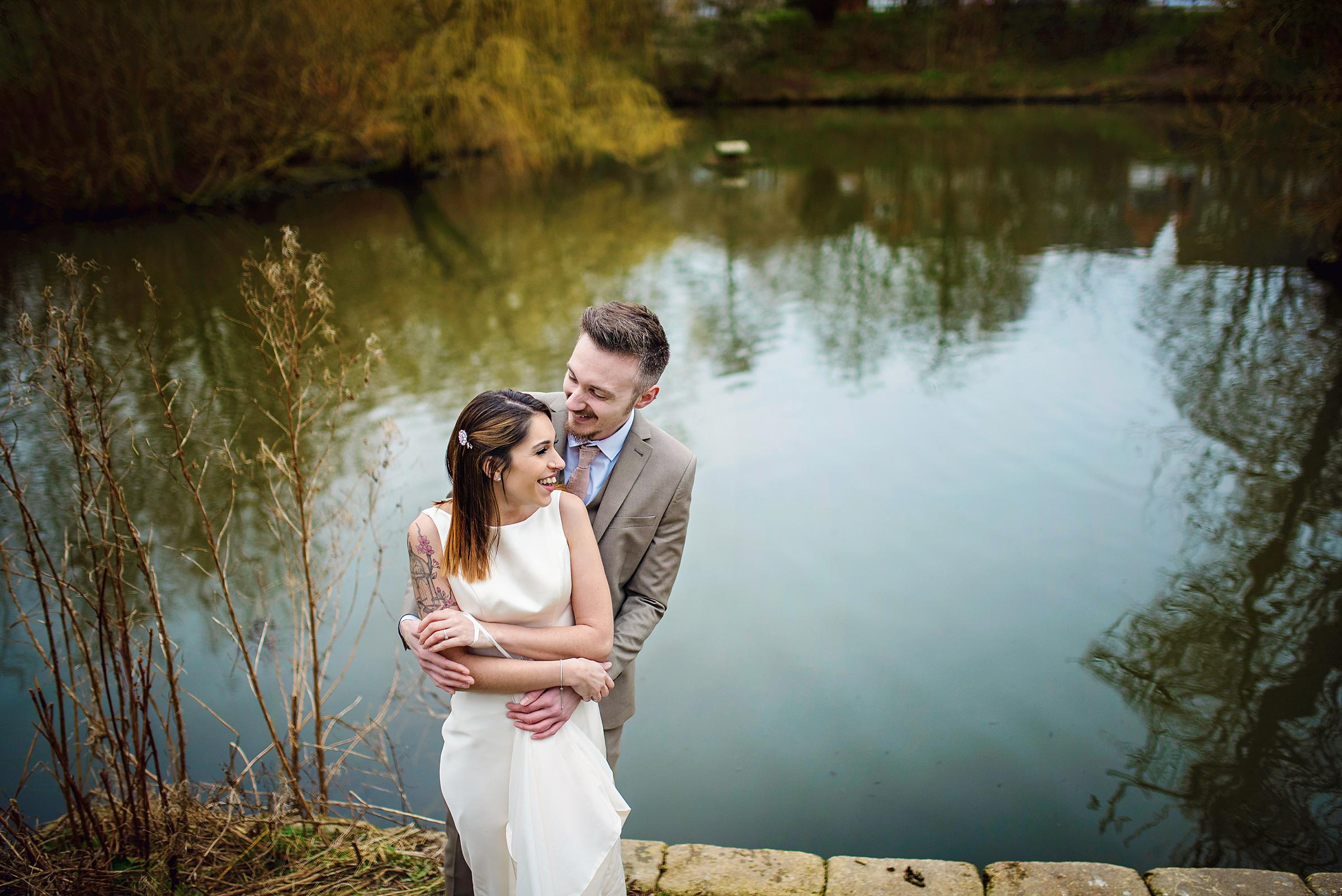 First Look Wedding Photography - Tunbridge Wells Photographer - Photography by Vicki