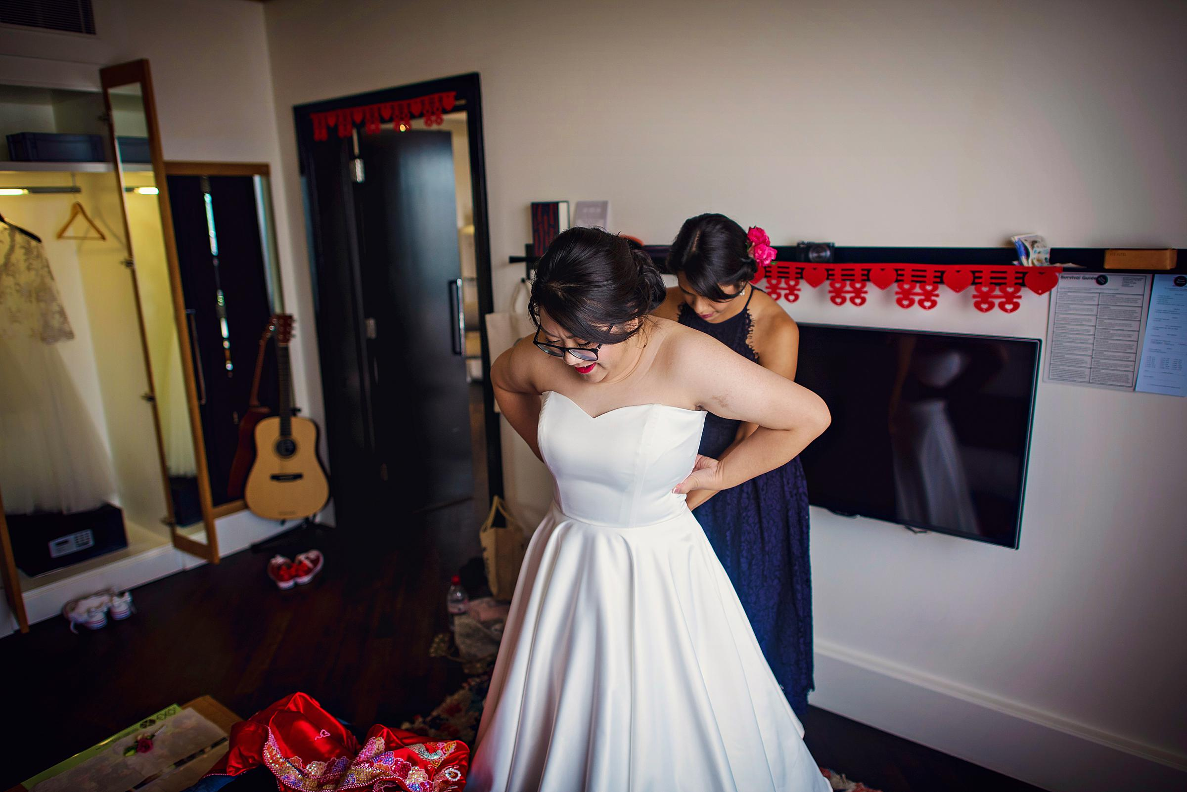 Shoreditch Wedding Photography - Photography by Vicki