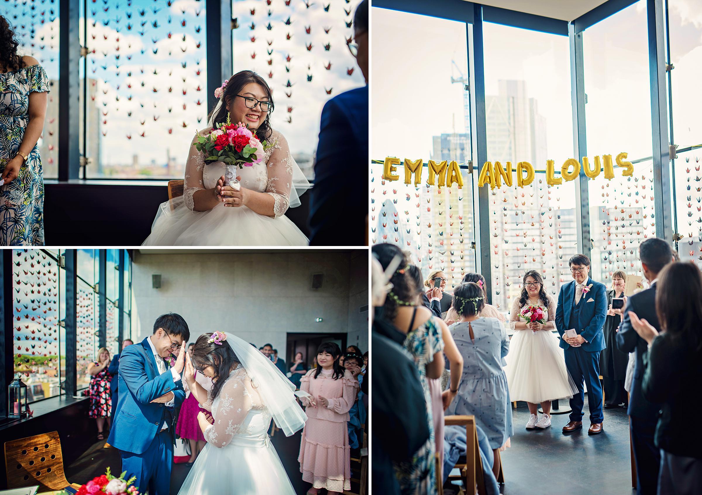 Shoreditch Wedding Photography - Ace Hotel London Photography by Vicki