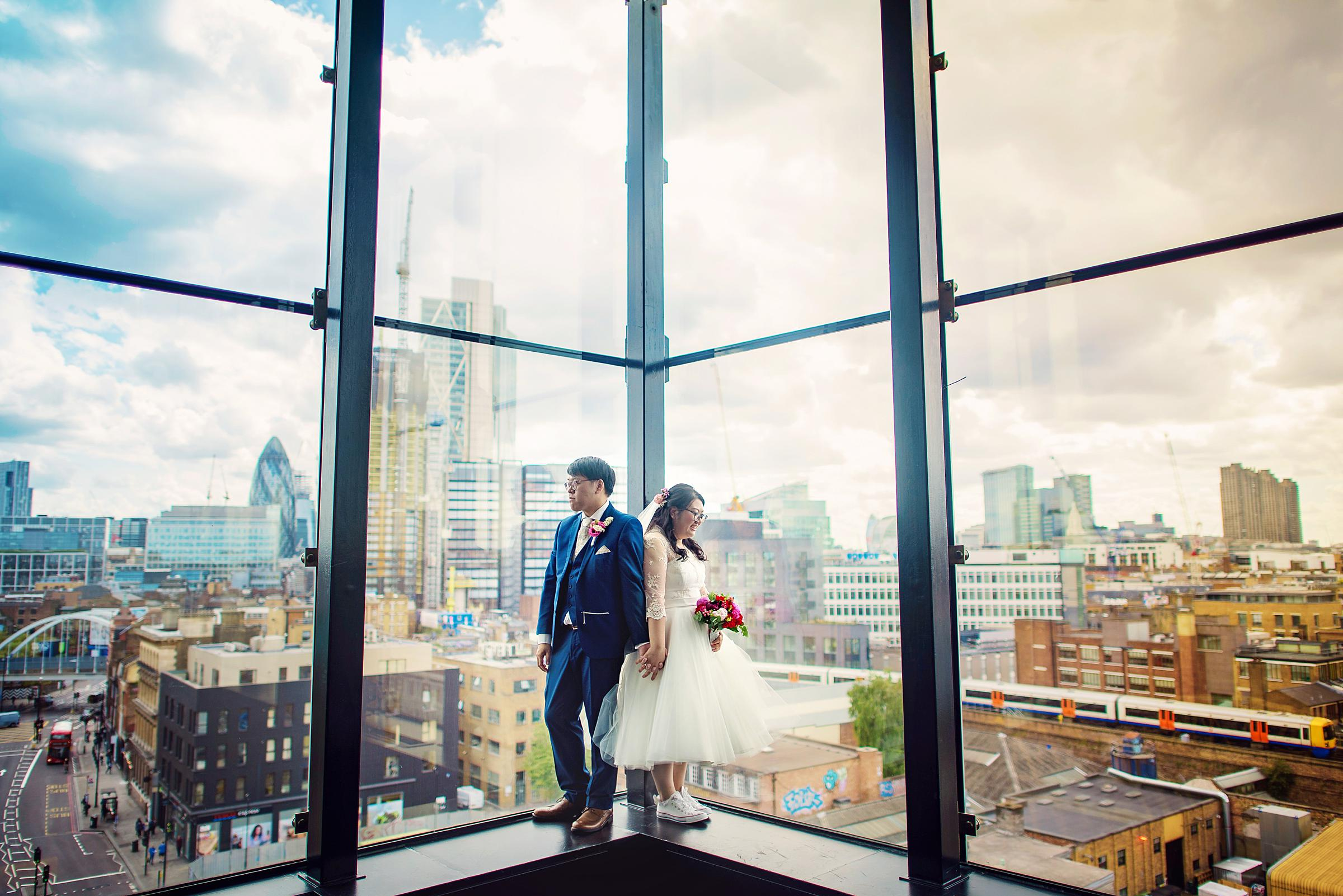 Shoreditch Wedding Photography - Ace Hotel London Photography by Vicki