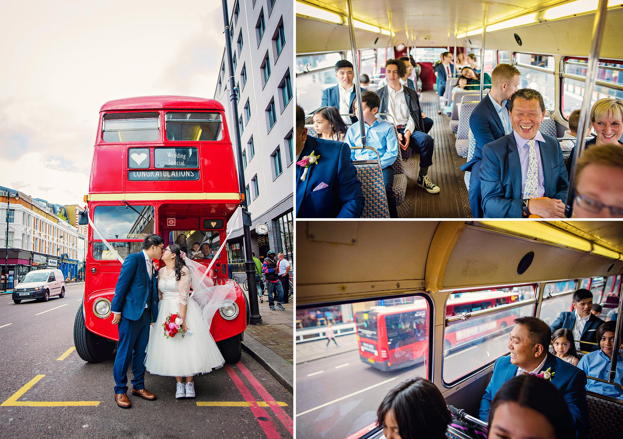 Shoreditch Wedding Photography - Chinese Wedding Yi-Ban Photography by Vicki