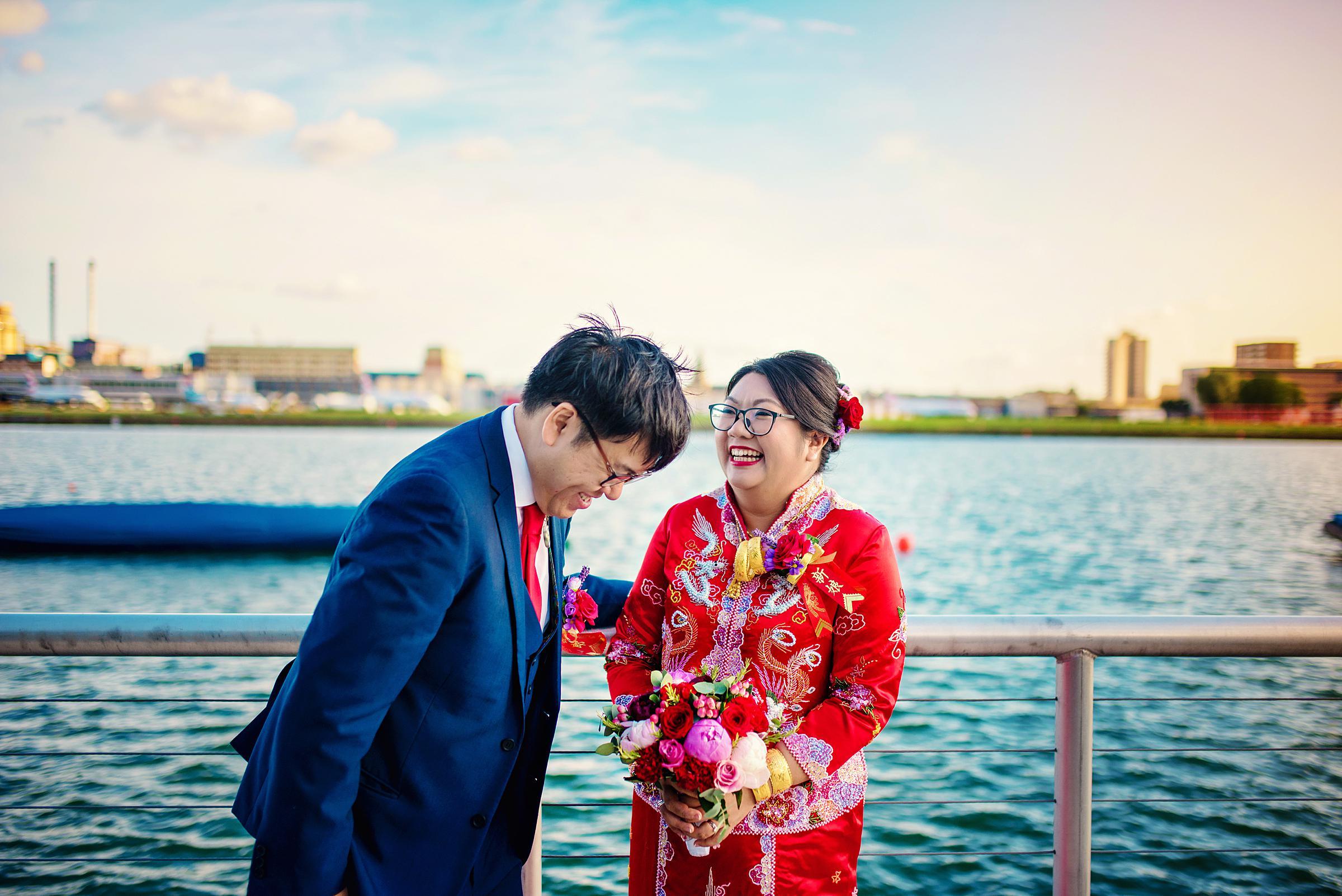 Shoreditch Wedding Photography - Chinese Wedding Yi-Ban Photography by Vicki
