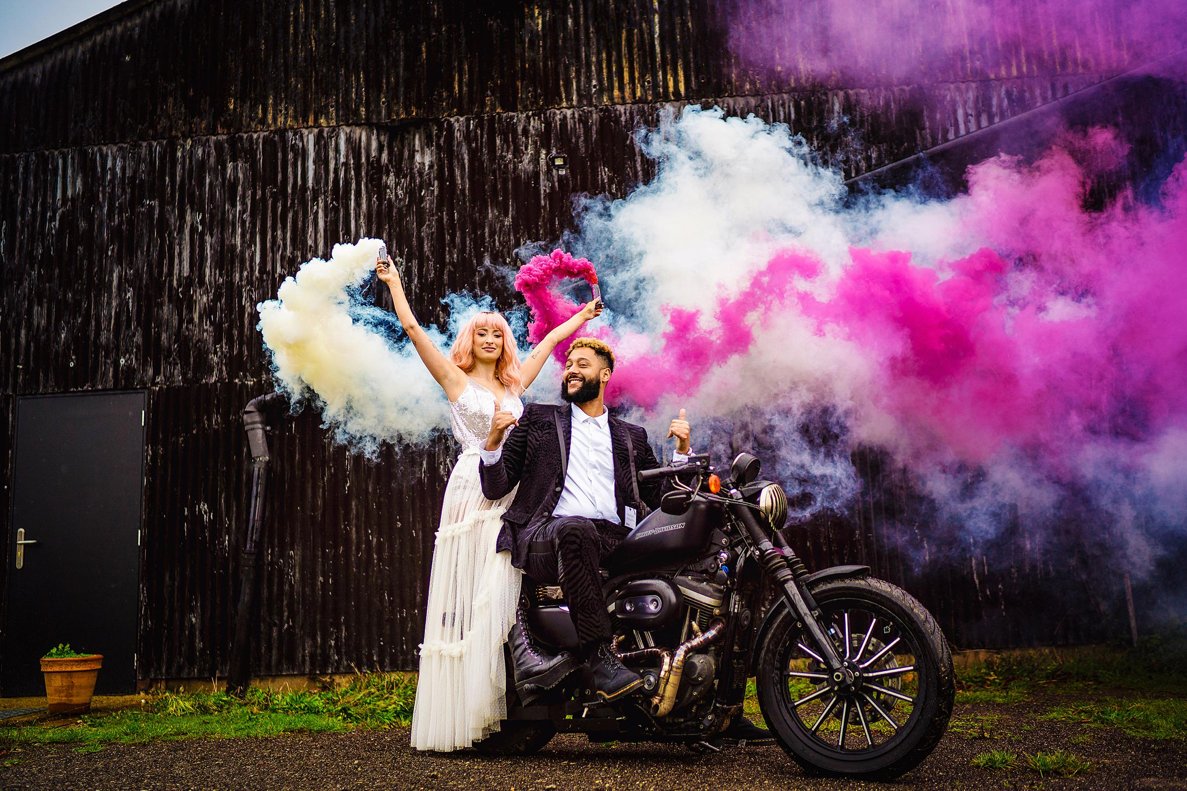 Colourful Rock n Roll Wedding - Hampshire Wedding Photographer - Photography by Vicki_0013